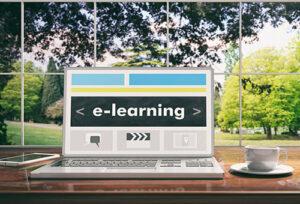 企業研修 eラーニングイメージ